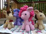 My Little Pony Amigurumis