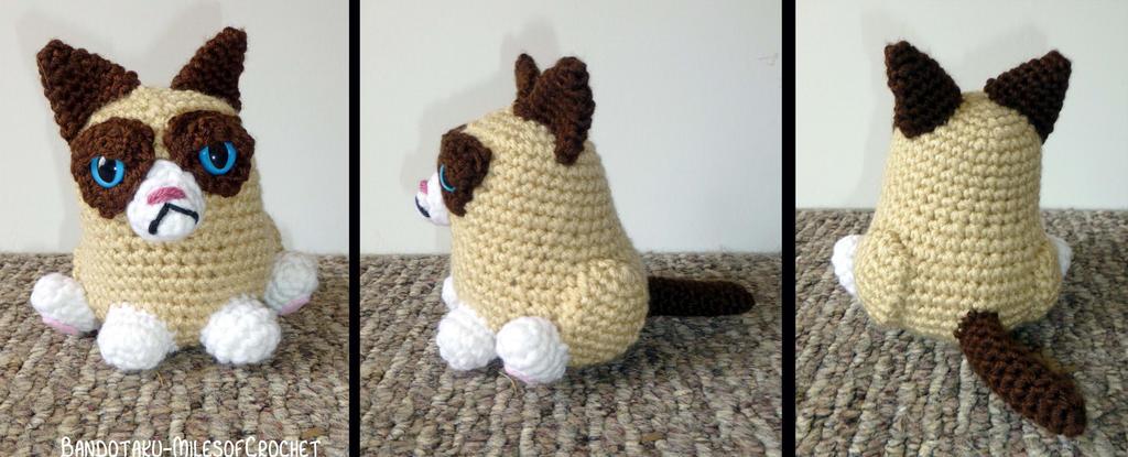 Grumpy Cat by bandotaku