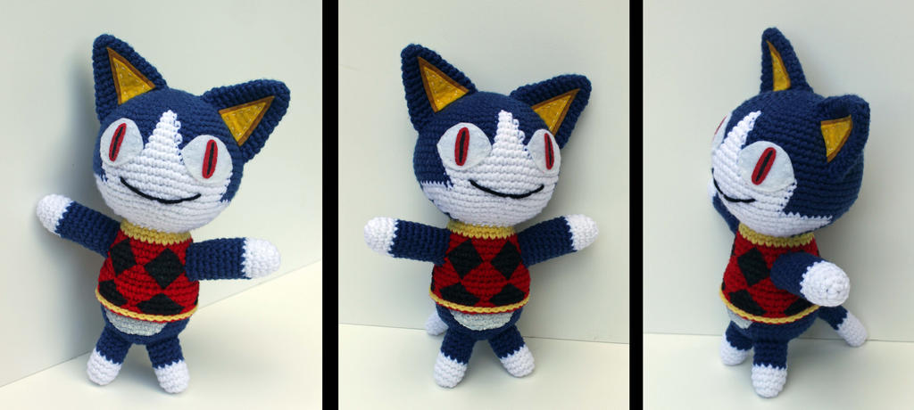 Rover-Animal Crossing by MilesofCrochet