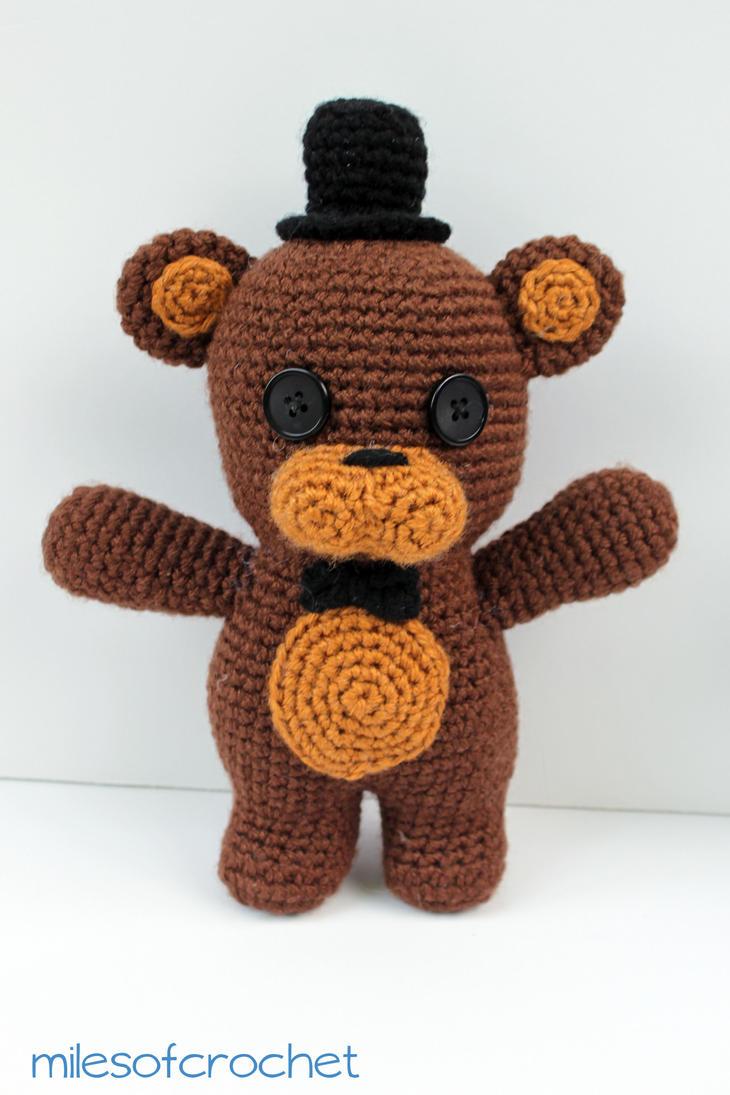 Freddy Fazbear by bandotaku