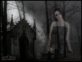 Genocidal Cemetary Ghost by DeviantDesires
