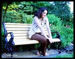 Demetra Park Bench