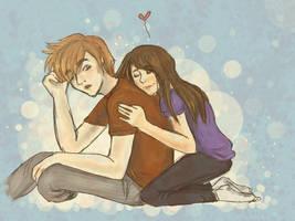 Edward + Bella - Love Story by Silvuhr