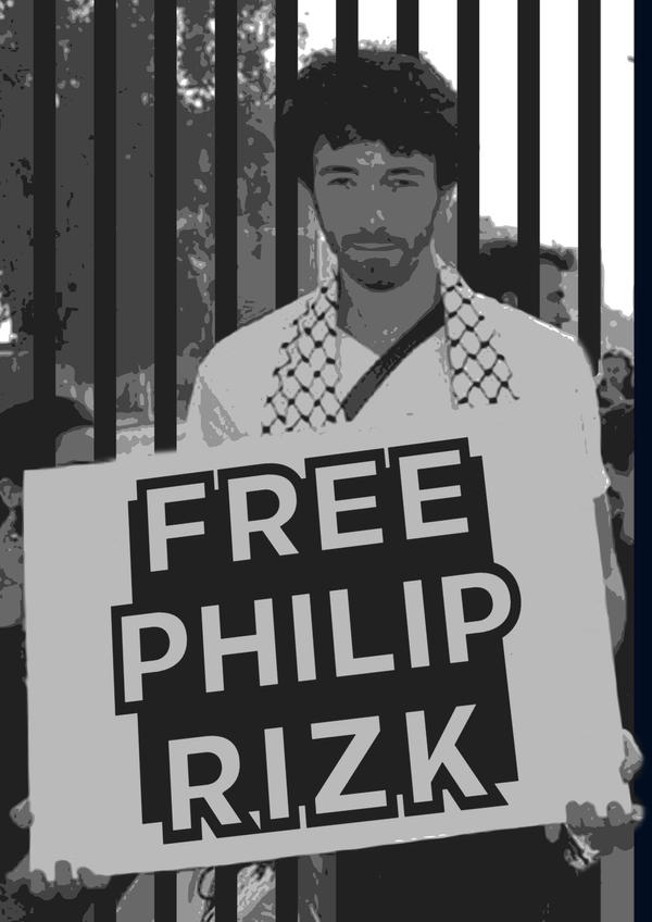 FREE PHILIP by gaber440