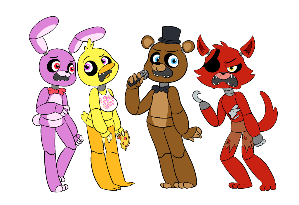 Create fnaf characters join the fazbear family click for details fnaf