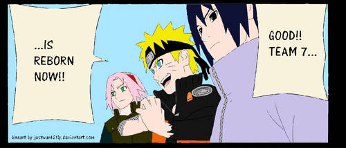 TEAM 7!!! by womanTENSAIinathens