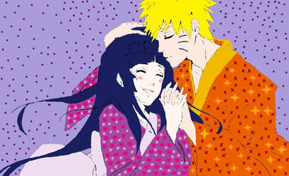 NaruHina by womanTENSAIinathens