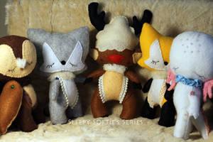 Sleepy Softie's Series by SweetSign
