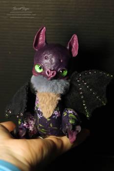 Lilac Bat