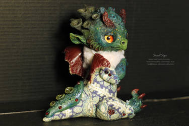 Cay Dragon by SweetSign