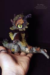 Bark Dragon by SweetSign