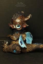Coffee dragon by SweetSign