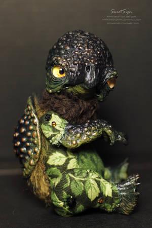 Nettle Tortoise by SweetSign
