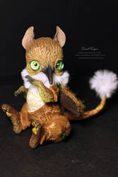 Kiwi Griffin by SweetSign