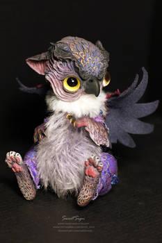 Eagle-Owl Griffin