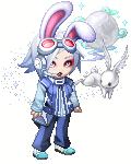 Rabbit Girl by MagoichiX