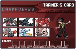 DarkAce (Trainer) by MagoichiX