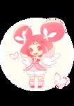 Pink Butterfly - oc