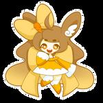 Bunny chibi - oc