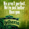 Slytherin 1 by The-Last-Silver-Moon