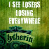 Slytherin 3 by The-Last-Silver-Moon