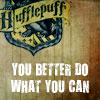 Hufflepuff 5 by The-Last-Silver-Moon