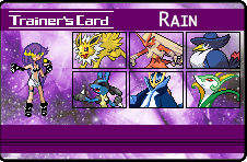 Rain Trainer Card by The-Last-Silver-Moon
