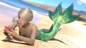Mermaid by NoomRanul