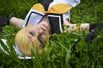 Kagamine Rin - Meltdown by Catulus-Cosplay