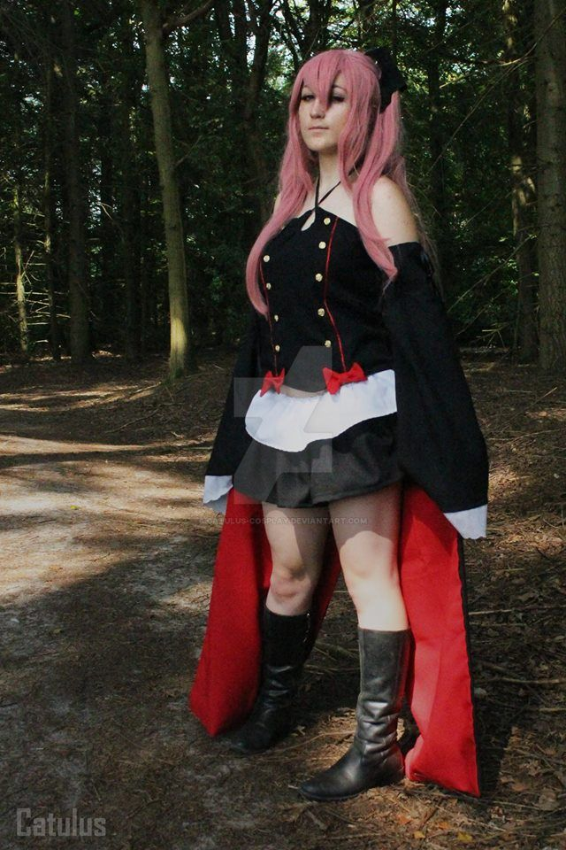 Krul Tepes - Owari no Seraph by Catulus-Cosplay