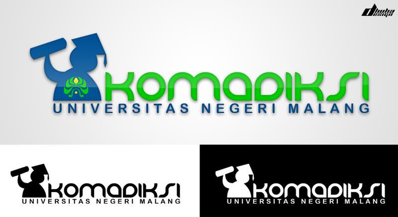 Logo Komadiksi Um By Dhuhart On Deviantart