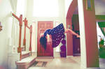 Levitation Self Portrait
