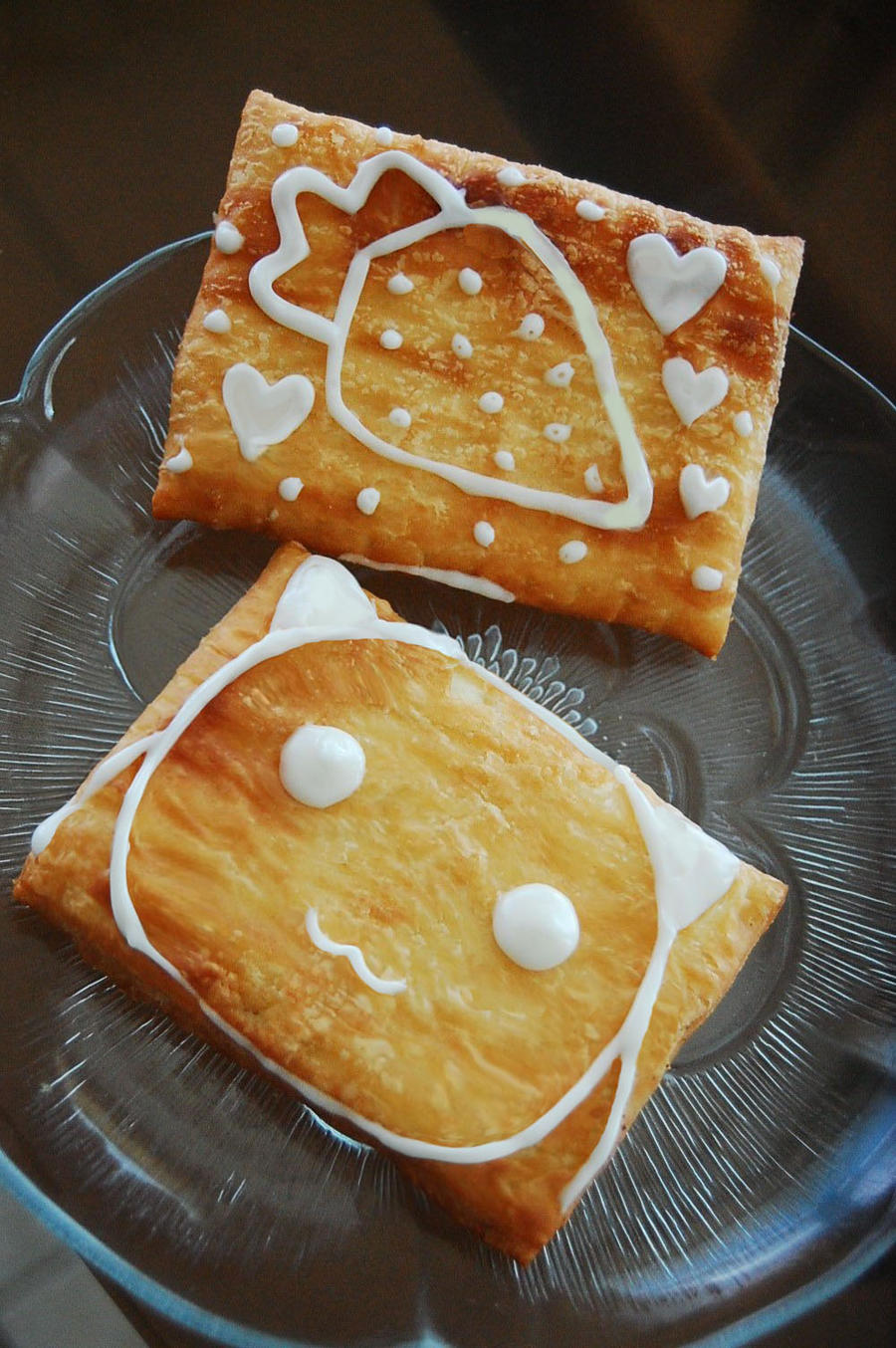 Toaster Strudel Art by PsyckoCinderella