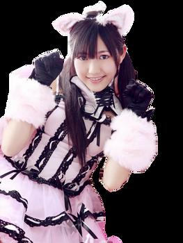 Mayuyu AKB48 PNG/Render by Auliamayu