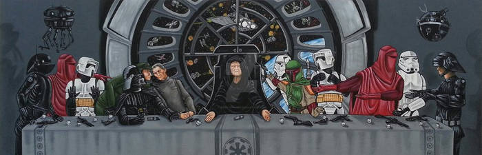 Emperor's Last Supper