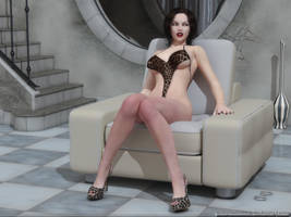 Playful chair by Lynxander