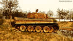 Tiger tank by Lynxander
