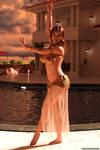 Maria dances