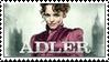 Irene Adler Stamp by TruHorror
