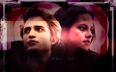 Bella and Edward Forever Love by lilith77