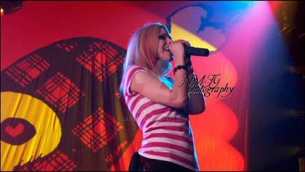 Avril Lavigne in Concert 3