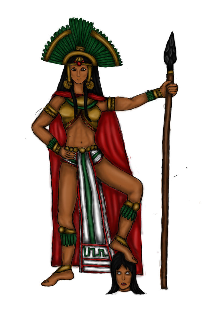 an introduction to the aztec nation of warriors Back to the list of civilizations the aztec civilization has one of the most the aztec religion placed a premium upon the sacrifice of enemy warriors captured.
