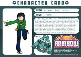 Pokemon Rainbow: Atty by PracticallyGeeky
