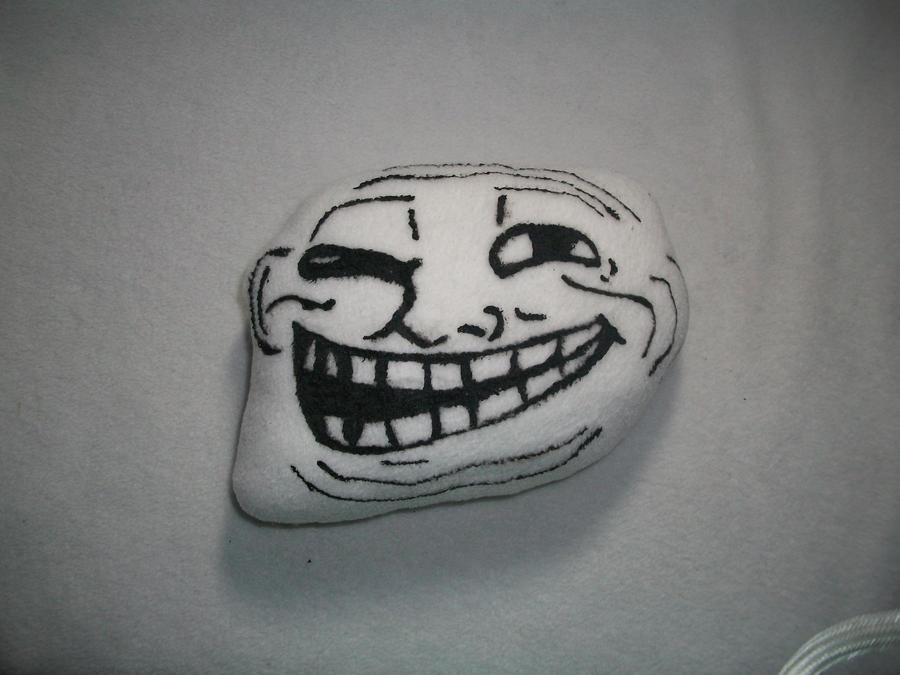 Troll Face Plush By PracticallyGeeky On DeviantArt