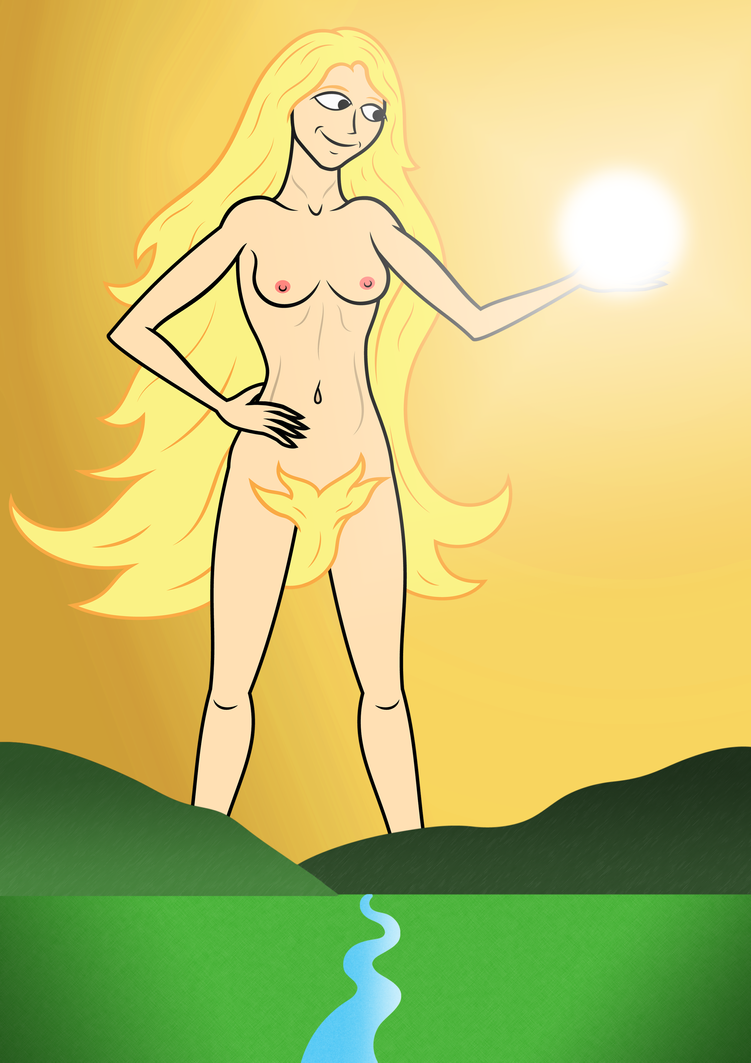 Sun Bringer by RRRrrricoSSSsssuave