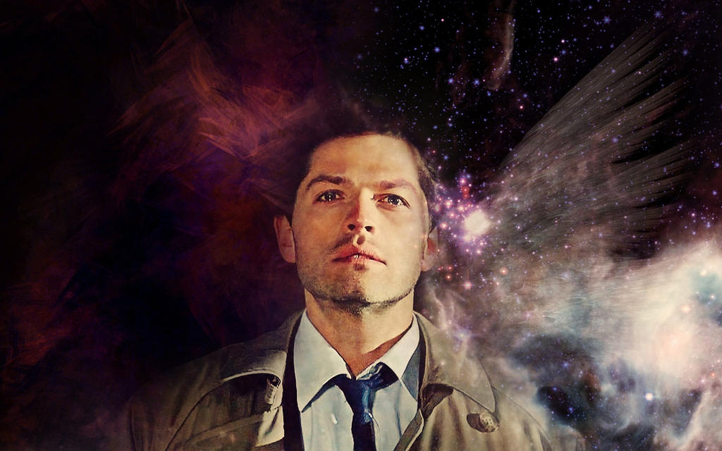 castiel wallpaper by S...