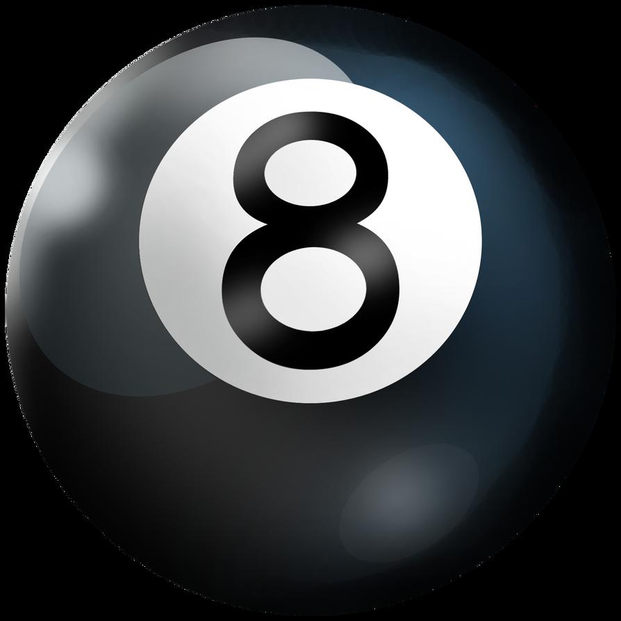 DLNORTON Eightball Clipart by DLNorton