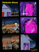 Pathetic Ghost 3 by DLNorton
