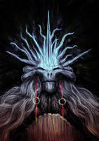 Dead samurai by darknez