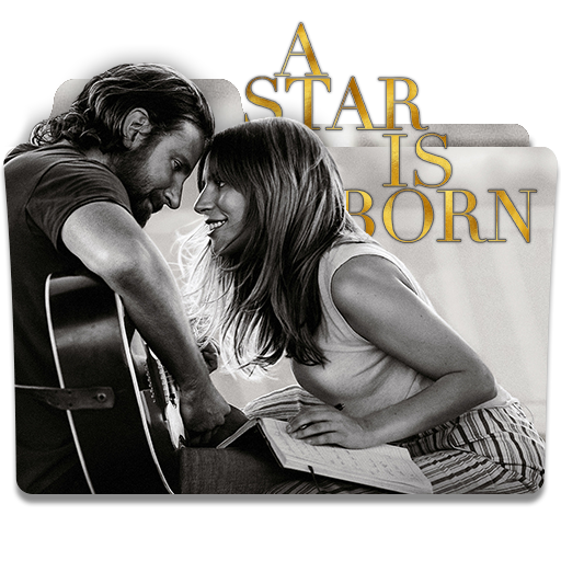 A Star Is Born 2018 Folder Icon By Akvh7 On Deviantart